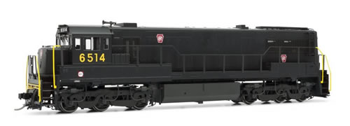 Rivarossi 2532 - General Electric U25C Diesel Locomotive 6414 of the Pennsylvania Railroad