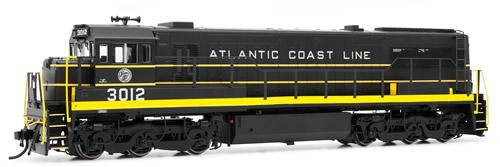 Rivarossi 2536 - General Electric U25C Diesel Locomotive 3012 of the Atlantic Coast Line