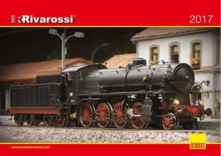 Rivarossi HPR2017 - 2017 Catalog