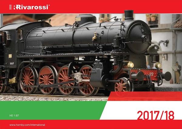 Rivarossi HPR2018 - 2017 / 2018 HO Catalog