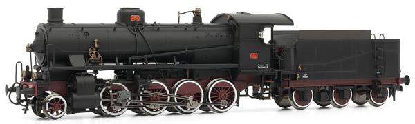 Rivarossi HR2383 - Steam locomotive Gr740 306 3-axles tender, DC Digital with Sound