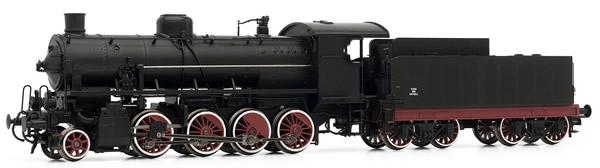 Rivarossi HR2454 - Italian Steam Locomotive Class Gr.740 of the FS