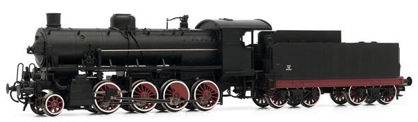 Rivarossi HR2482 - Italian Steam Locomotive Gr.740 of the FS