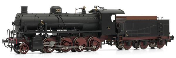 Rivarossi HR2483 - Italian Steam Locomotive Gr.740 of the FS