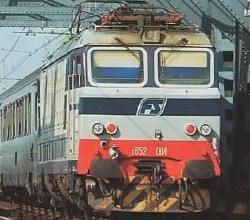 Rivarossi HR2699S - Italian Electric locomotive class E.652 004 of the FS (DCC Sound Decoder)