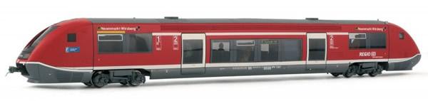 Rivarossi HR2715AC - German Diesel Railcar Regio, 641 029 of the DB