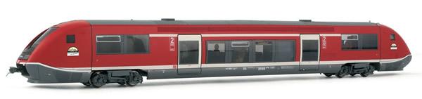Rivarossi HR2717AC - German Diesel Railcar Regio BR 641 3-Löwen-Takt of the DB