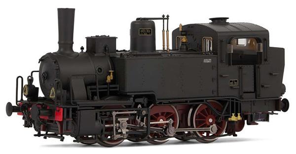 Rivarossi HR2787 - Italian Steam locomotive Gr. 835 of the FS