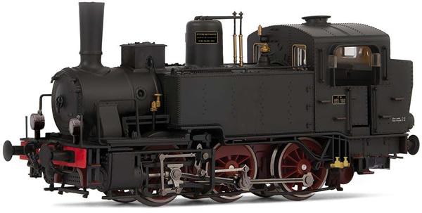 Rivarossi HR2789S - Italian Steam locomotive Gr. 835 of the FS (DCC Sound Decoder)