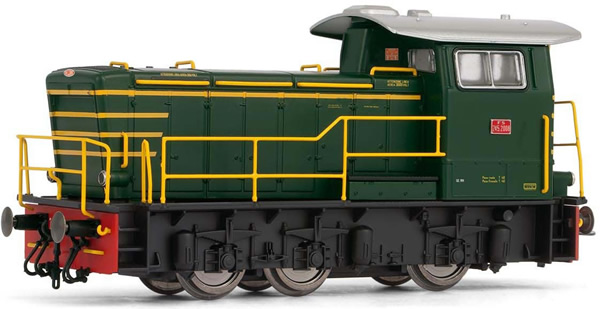Rivarossi HR2791S - Italian Diesel locomotive class 245 of the FS (DCC Sound Decoder)
