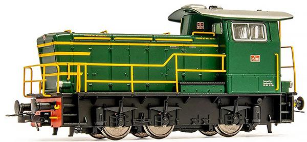 Rivarossi HR2792 - Italian Diesel locomotive class 245 of the FS