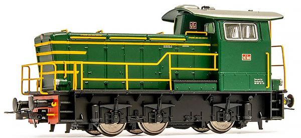 Rivarossi HR2792S - Italian Diesel locomotive class 245 of the FS (DCC Sound Decoder)