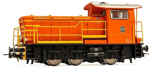 Rivarossi HR2795 - Italian Diesel locomotive class 250 2001 of the FS