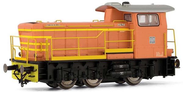 Rivarossi HR2795S - Italian Diesel locomotive class 250 2001 of the FS (DCC Sound Decoder)