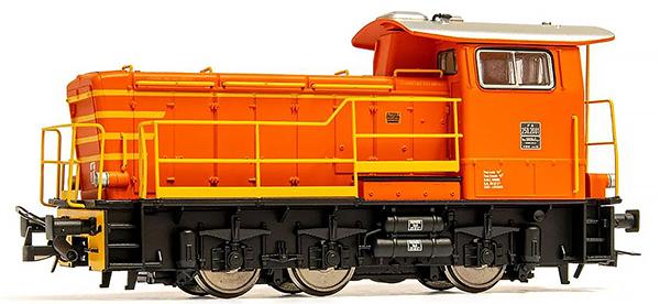 Rivarossi HR2796 - Italian Diesel locomotive class 250 2001 of the FS