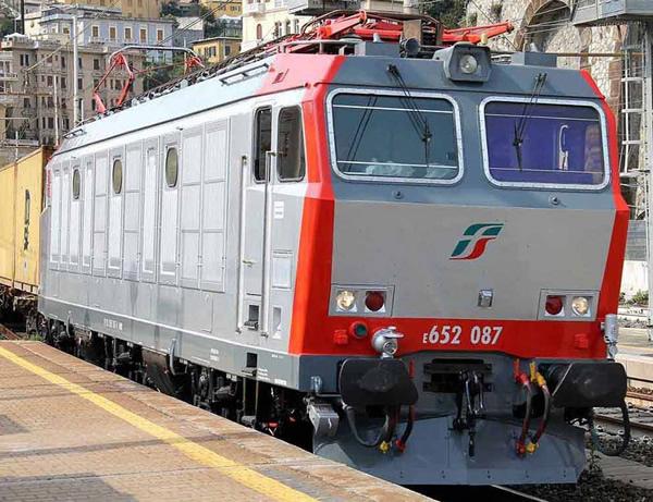 Rivarossi HR2797 - Italian Electric locomotive class E.652 of the FS