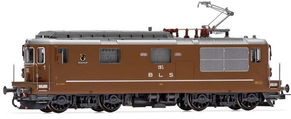 Rivarossi HR2814 - Swiss Electric locomotive Re 4/4 195 Unterseen of the BLS