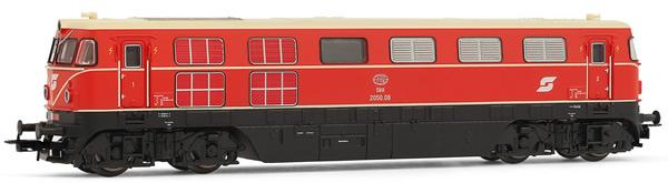 Rivarossi HR2816 - Swiss Diesel locomotive class 2050 of the ÖBB