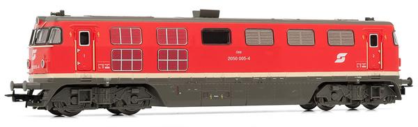 Rivarossi HR2818 - Swiss Diesel locomotive class 2050 of the ÖBB