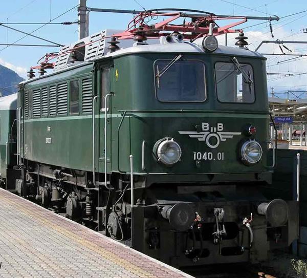 Rivarossi HR2819D - Austrian Electric locomotive series 1040 of the ÖBB