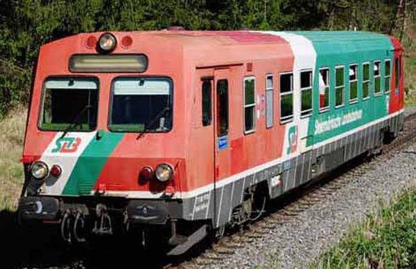 Rivarossi HR2850 - Italian Diesel railcar class 5047 Steiermärkische Landesbahn