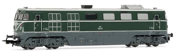 Rivarossi HR2851 - Italian Diesel locomotive class 2050 of the ÖBB