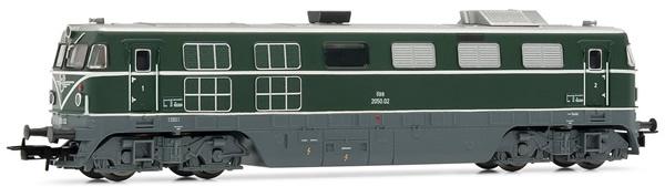 Rivarossi HR2851S - Italian Diesel locomotive class 2050 of the ÖBB (DCC Sound Decoder)