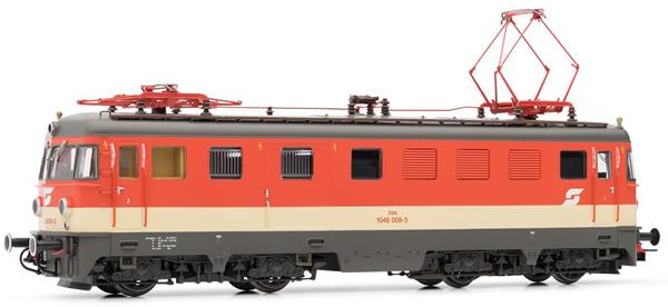 Rivarossi HR2854 - Austrian Electric locomotive 1046 009-5 Valousek of the OBB