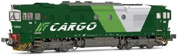 Rivarossi HR2865 - Italian Diesel locomotive DE 520 of the NordCargo
