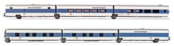 Rivarossi HR4291 - 6 unit base set, InterCityNight