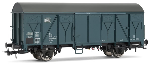 Rivarossi HR6395 - Maintenance Wagon in Blue livery