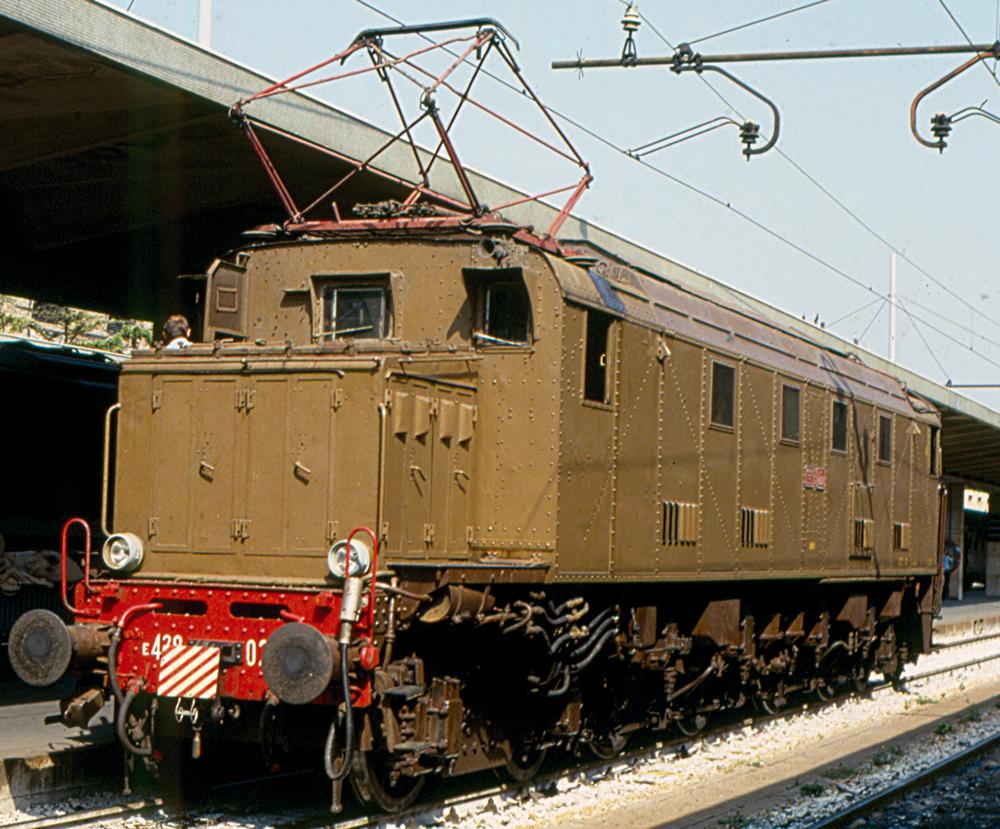 Rivarossi 2268 Electric Locomotive E 428 Fs 1st Serie