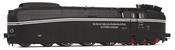 German Steam Locomotive BR 61 002 of the DR