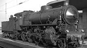 Italian Steam locomotive Class Gr.744 of the FS (DCC Sound Decoder)