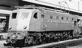 Italian Electric Locomotive Class E428 of the FS