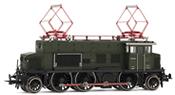 German Electric Locomotive Class E33 of the DRB
