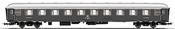 """Coach type UIC X 1968, 1st class """"Grigio Ardesia"""" livery   FS"""