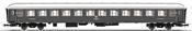 """Coach type UIC X 1968, 2nd class """"Grigio Ardesia"""" livery   FS"""