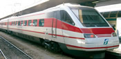 Italian Set x3 additional coaches for ETR 480 original livery