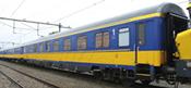 Netherlands Passenger Coach type Avmz of the NS