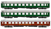 3pc German Coach Set of the DR