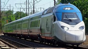 Acela Electric train set