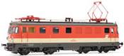 Austrian electric locomotive class 1046, 1 of the FS; with 3rd headlight and Valousek-design