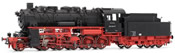 Steam locomotive class 58, DR, epoch IV