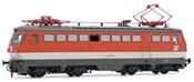 Austrian Electric Locomotive Class 1046 of the OBB