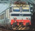 Italian Electric locomotive class E.652 004 of the FS (DCC Sound Decoder)