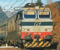 Italian Electric Locomotive Class E.652 088 of the FS