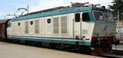 Italian Electric locomotive class E.652 019 of the FS (DCC Sound Decoder)