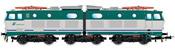 Italian Electric Locomotive E.656 of the FS - 2nd series
