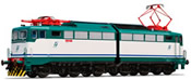 Italian Electric Locomotive E646 of the FS